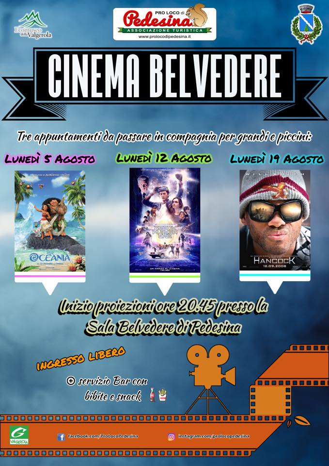 Cinema Belvedere!
